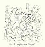 Anglo-Saxon Minstrels