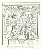 Cards in the Fourteenth Century
