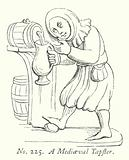 A Mediaeval Tapster