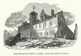 The Keelmen's Hospital, 1843, South Front