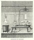 Generation of chlorine