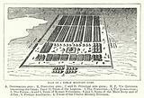 Plan of a Roman military camp