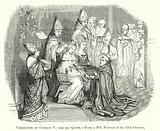 Coronation of Charles V and his Queen