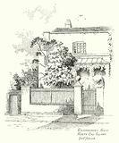 Richardson's House, North End, Fulham