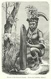 Warrior of Solomon Islands