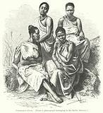 Cetewayo's wives