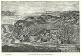 View of Mecca in the 17th Century