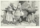 Water Merchants at Cairo