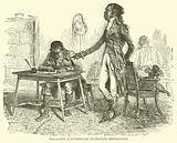 Toussaint L'Ouverture Dictating Despatches