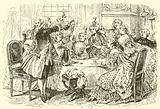 18th century party