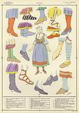 Costume Feminin Mondial