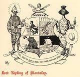 Lord Kipling of Mandalay