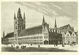 Halles et Beffroi d'Ypres