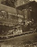 Wapping Old Stairs, where the watermen plied