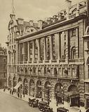 South front of the Piccadilly Hotel, erected in 1908