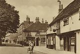 Church Street, Chiswick, with what used to be the Burlington Arms
