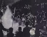 VE Day celebrations, 8 May 1945