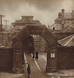 Dartmoor Prison, Devon, scene of a major riot by inmates in 1932