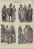 Costumes of Asia