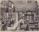 The educational collection in the South Kensington Museum, London