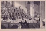 Oratorio in St Mary's Church, Cambridge, 6 July 1842