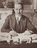 Andrew Bonar Law, British Conservative politician and Prime Minister, 1922