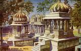Cenotaph of Jai Singh, Jaipur, Rajasthan, India