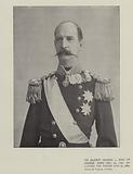 His Majesty George I, King of Greece