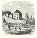 The Methodist Chapel, Heptonstall, 1797