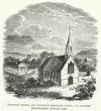 Wesleyan Chapel, and Chaplain's Residence, School, and Soldiers' Reading-Room, Curragh Camp