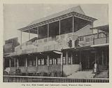 New County and Tattersall's Stand, Warwick Race Course