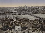 Constantinople / Istanbul: The old Bridge
