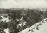 Dublin: St Stephen's Green Park, from Shelbourne Hotel