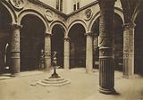 Firenze / Florence: Palazzo Vecchio, Il Cortile