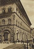 Firenze / Florence: Via Cavour, Palazzo Riccardi, Michelozzo Michelozzi
