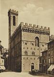 Firenze / Florence: Palazzo Pretorio-o del Podesta ora Museo Nazionale, XIII secolo