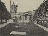 Hungerford: Parish Church