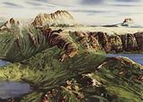 Tasmania: Cradle Mount and Barn Bluff