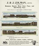 Advertisement: J & J Colman, Norwich