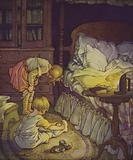 A Child's Garden of Verses: Bed in Summer