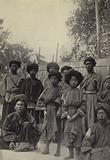 Burma: A group of Lihsaw men and women