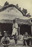 Burma: Three Banyang Loilong men