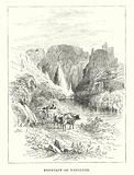Fountain of Vaucluse
