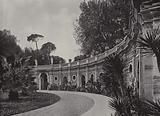 Villa Pamphilj Doria, Rome, Terrace of the Rotunda