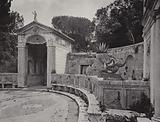 The Vatican Gardens, Rome, South Porch from the West Pavilion