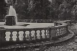 Villa Torlonia, Frascati, The Upper Fountain, on the Summit, An Architectural Triumph