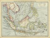 The East Indies and Indo-China, Industries and Communications