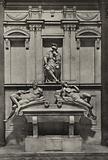 Grabmal des Herzogs Lorenzo im heutigen Zustand