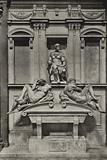 Grabmal des Herzogs Giuliano im heutigen Zustand