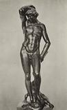 Michelangelo, Apollo pythoktonos, fur Baccio Valori gearbeitet, 1530–31, Bronze; Paris, Louvre